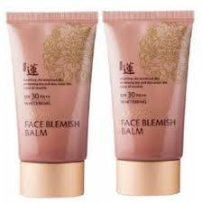 welcos no makeup face blemish balm spf30pa 50 ml x2 แพคค