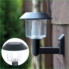 lighting medium image for best motion flood lights solar powered wall light auto sensor fence
