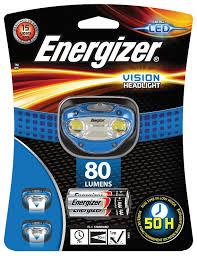 <b>Фонари налобные Energizer</b>