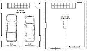 Dimensions Of Two Car Garage  Home Design Ideas4 Car Garage Size