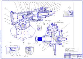 Курсовой проект Разработка технологии замены ГУР автомобиля ЗИЛ  Курсовой проект Разработка технологии замены ГУР автомобиля ЗИЛ 130