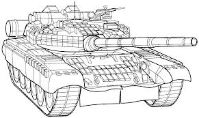 Tank Coloring Pages Coloring Pages For Fish Of Preschoolers Free