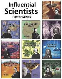 Poster Bundle 10 Influental Scientists 10 Important Inventions