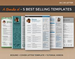 Etsy Resume Template Best 60% OFF Coupon On Resume Template Instant Download 60 Creative CV