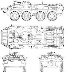 Blueprints > tanks > tanks b > btr 80