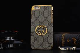 gucci iphone 6 case. gucci iphone 6 plus cases hard back gg cases_brown iphone case