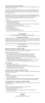 Examples Of Resumes That Work Alex Mooney