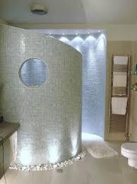 Walk Through Shower Ideas Home Shower Nice Bathroom Design With