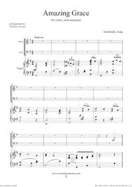 Easy (pdf) easy(2) (pdf) intermediate (pdf) intermediate(2) (pdf) advanced (pdf) amazing grace, how sweet the sound i had a lot of fun writing these arrangements. Amazing Grace Violin Duet Sheet Music Free