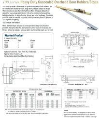 overhead door models genie inner slide bullet overhead door opener model