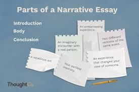 write essay how to write a narrative essay or speech