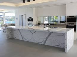 Kitchen Marble Floor Choosing The Right Marble Calacatta Or Carrara Steam Shower Inc