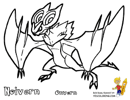 Small Picture Pokemon X And Y Coloring Pages Greninja Coloration
