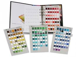 Munsell Bead Color Charts