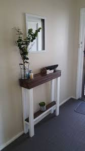 skinny entryway table. Excellent Design Small Entryway Table Stunning Ideas I Love How Skinny This Is Our Entry Too C