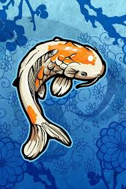 Cool Vector Fish Iphone 4 Wallpapers