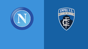 Watch Round of 16 | Napoli - Empoli Live Stream