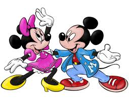 free png mickey mouse and mini mouse dance transpa cartoon png images transpa