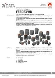New Feedex Hd High Density Sleeves By Sandeep Issuu