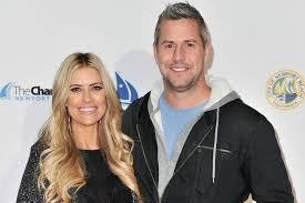 Christina El Moussa and Ant Anstead ...