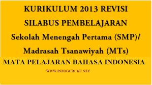 We did not find results for: Download Silabus Bahasa Indonesia Smp Kurikulumum 2013 K13 Kelas 7 8 Dan 9 Edisi Revisi Terbaru Infoguruku