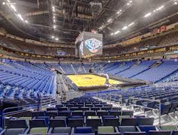 Smoothie King Seating Chart View Smoothie King Center Section 108 Seat Views Seatgeek