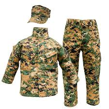 Amazon Com Kids Military Fatigue Set In Marpat Usmc Marine