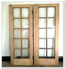inch glass pantry door interior