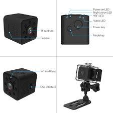 <b>Mini Camera</b> SQ11 SQ12 Recorder Motion Sensor Full <b>HD 1080P</b> ...