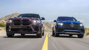 Amg gle 63 suv ; 2020 Bmw X6 M Competition Vs 2020 Mercedes Amg Gle 63 S