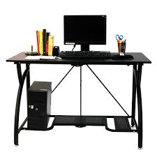 Slim Computer Desk Amazoncom Origami Rde 01 Computer Desk Home Improvement