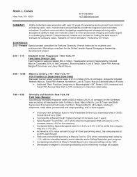 Regional Sales Manager Resume Beautiful Cvb Sales Manager Job