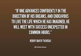 Thoreau Dream Quote Best of 224 Henry David Thoreau Quotes 24 QuotePrism
