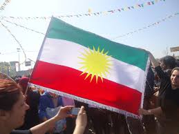 gunaysu yes peace but between whom for what and in what context  a kurdish flag during the newroz celebrations this year photo by gulisor akkum
