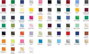 Gildan Shirt Color Chart 2016 Gildan Ultra Cotton 100 Cotton T Shirt Ictus Limited