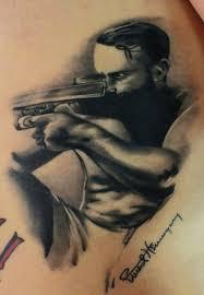 Tetování Střelec Tetování Tattoo