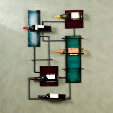modern wall wine rack into the glass decorating mounted water feature big full length mirror media