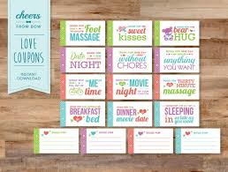 Creative Coupons For Boyfriend Romantic And Naughty Printable Love Coupons For Him