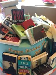 Julie Danskin On Twitter Look At This Book Cake My Mum Made For My