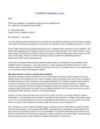 Disability Appeal Letters Disability Insurance Appeal Letter Template Samples Letter