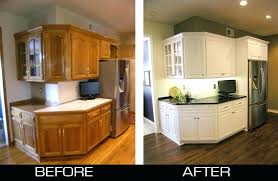 cabinet refacing before and after umechukoinfo