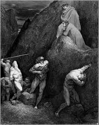 the middle east as seen through foreign eyes twentieth and twenty gustave dore s engraving of canto xxviii lines 30 and 31 of inferno the first part of dante alighieri s epic poem the divine comedy