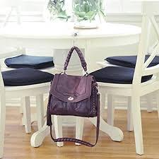 folding chair storage hooks. purse hooks theme creative folding handbag hanger holder 4pcs womens bag storage - 00sfdoew3 chair