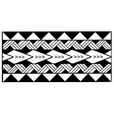 Maorské Tetování Painart