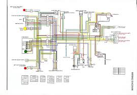 motorcycle scooter wiring diagram led wiring help please the motorbike forum i can only a really blured copy of a basic electric scooter bike wiring schematic