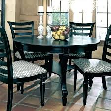 black distressed dining table black distressed dining chairs
