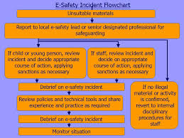 Esafety Flowchart