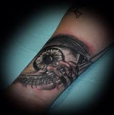 27 Nejděsivějších Tetování Které Tě Budou Pronásledovat Ve Snech