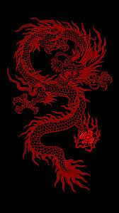 Red Chinese Dragon Wallpapers - Top ...