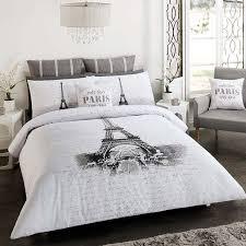 38 best Paris bedding images on Pinterest | Paris rooms, Paris ... & PARIS EIFFEL TOWER DOUBLE FULL bed QUILT DOONA COVER SET NEW Adamdwight.com